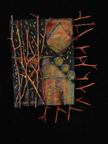 Assemblage by Brenna Busse
