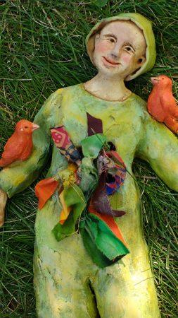 gather near/witness the unfolding by Brenna Busse