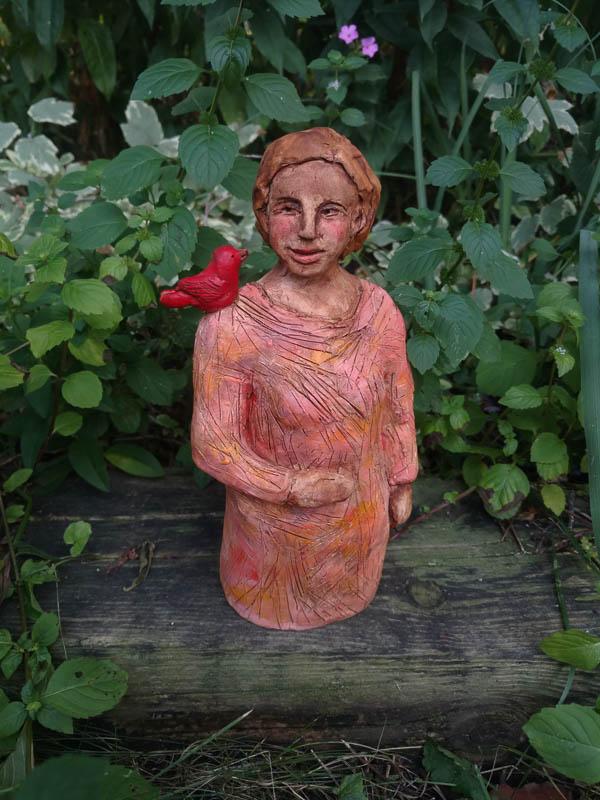Into the Garden: listen by Brenna Busse