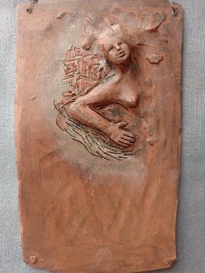 la femme la terre by Brenna Busse